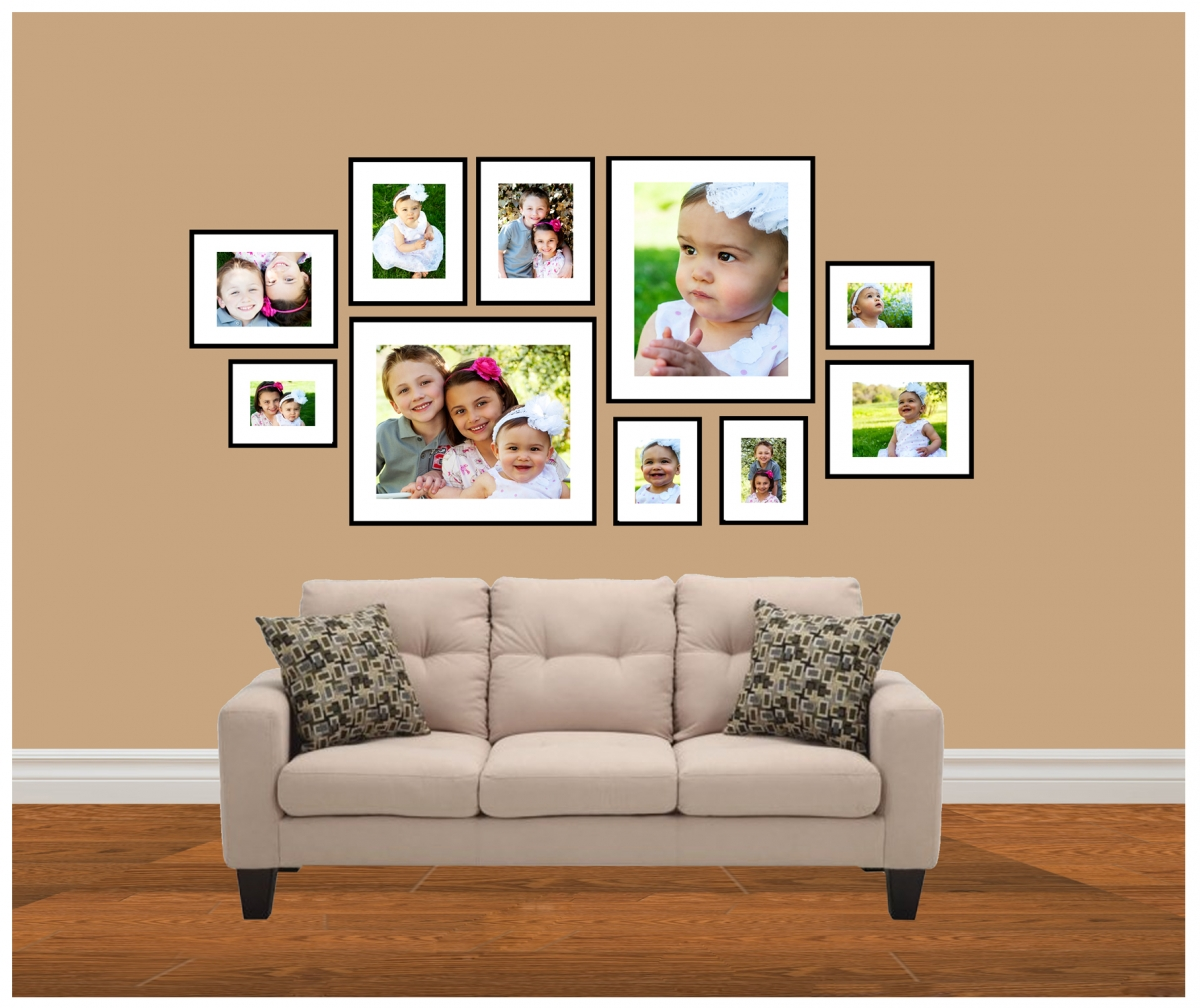 How To Hang A Wall Portrait Gallery In 9 Simple Steps
